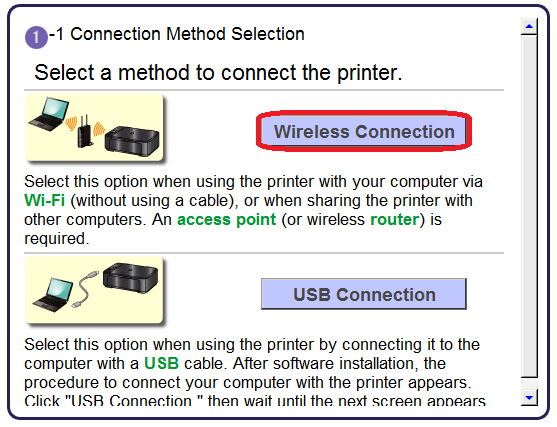 Pixma Mg3250 Wireless Connection Setup Guide Canon Central And North Africa